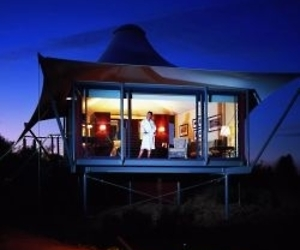 Tent Cabins At Ayers Rock