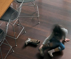 Teragren Bamboo Portfolio flooring in Darby Brown