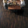 Teragren Bamboo Portfolio flooring in Paris Black