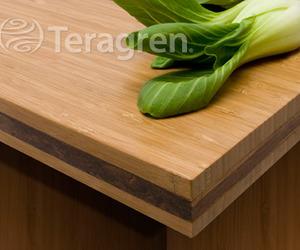 Teragren Bamboo PureForm Worktop