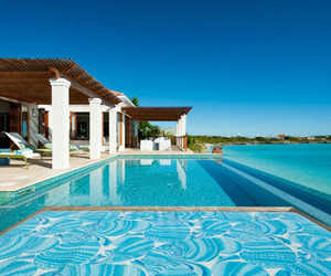 Terrapin Residence on Turks and Caicos by Worth Interiors