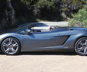 Test-Drive: Lamborghini Gallardo LP 550-2 Spyder