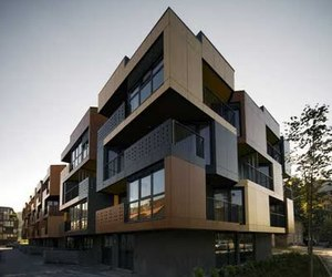 Tetris Apartments by Ofis architects