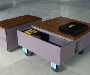 Tetron Coffee Table Slide