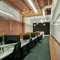 Texture + Light for the Modern Workspace by BUILD LLC