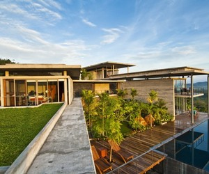 Thailand Oceanfront Luxury Villa on the Market