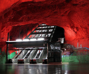 The 10 Coolest Subway Systems in the World