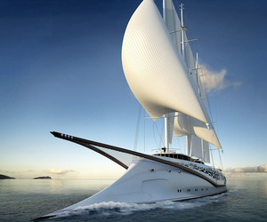 The 100m Phoenicia Superyacht Design By Igor Lobanov