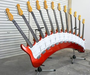 The 12 Volume Guitar