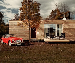 The 2 PLUS Classic, Modern One Bedroom Prefab