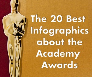 The 20 Best Oscar Infographics