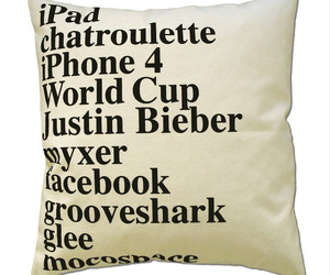 The 2010 Google Throw Pillow
