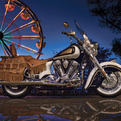 The 2013 Indian Chief Vintage LE Motorcycle