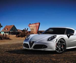 The 2014 Alfa Romeo 4C
