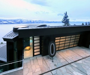 The $43 Million Dollar Lake Tahoe House
