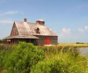 The Abandoned Village On Portsmouth Island