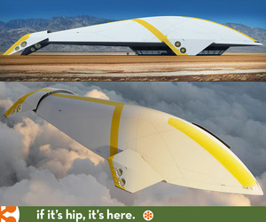 The All-Electric Aether Luxury Airship