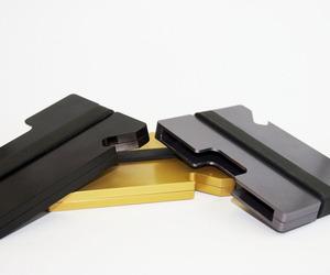 The Alumathin Wallet By MNMLIST