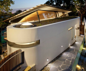 The Angophora House by Richard Cole