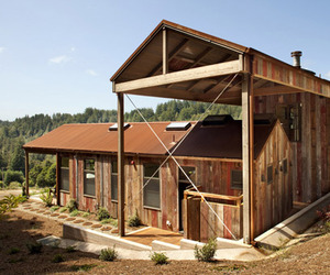 The Aptos Retreat in California by CCS Architecture