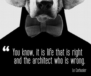 ...the architect who is wrong