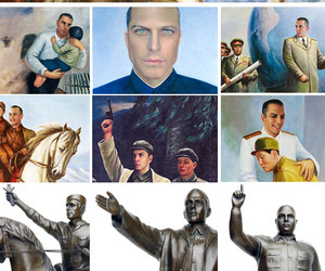 The Artist As Dictator - Kim Jong Phil.