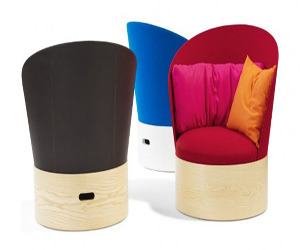 The B25 Easy Chair by cate&nelson