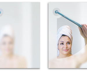 The Bathroom Mirror Wiper by Dewa Bleisinger