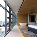The Bent Wedge by Wolveridge Architects