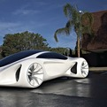 The BIOME Concept design by Mercedes-Benz