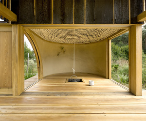 The Black Teahouse by A1Architects
