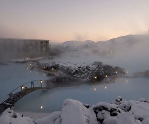 The Blue Lagoon, Iceland, Spa