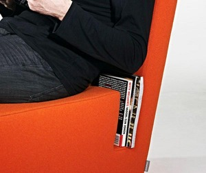 The Book Chair by Jean-Francois d'Or for Jongform