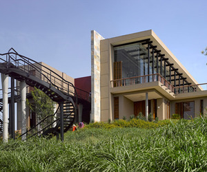 The Bridge House by Aniket Bhagwat
