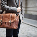 The Brixton | Camera & Laptop Messenger Bag