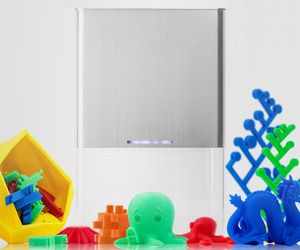 The Buccaneer- 3D Printer for Everyone