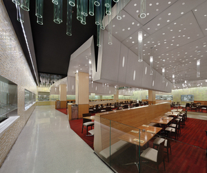 The Buffet at the MGM City Center by LTL Architects