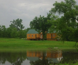 The Building Of A Dogtrot