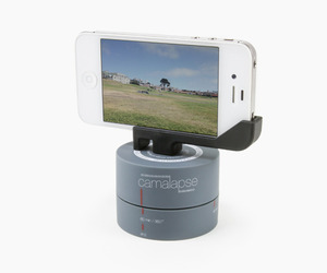 The Camalapse Helps You Take Smooth 360° Time-lapse Videos