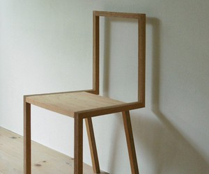 The Chair L by Atelier Shinya Miura