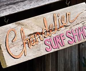 The Chandelier Surf Shack