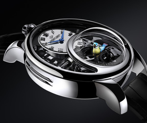 The Charming Bird by Jaquet Droz