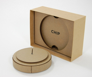 The Chip Clock by Capital Craft