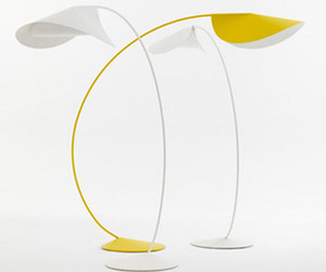 The Circle Floor Lamp By Monica Forster