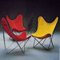 The Classic Hardoy Butterfly Chair from Circa 50
