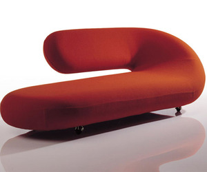 The Cleopatra Lounge Chair by Geoffrey Harcourt