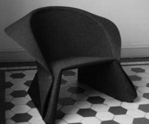 The COAT Chair by Fredrik Farg