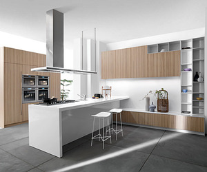 The Code, Snaidero's New  Kitchen Design