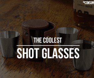The Coolest Shot Glasses