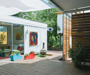 The Cordell House Shipping Container Home